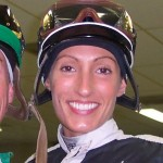 Jockey Jenna Joubert